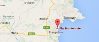 The Bronte Guesthouse - Our Location